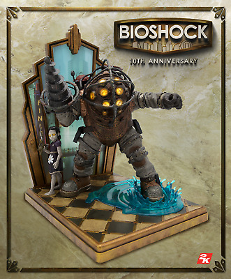 BioShock 10th Anniversary Collector's Edition PS4 2018  SEALED