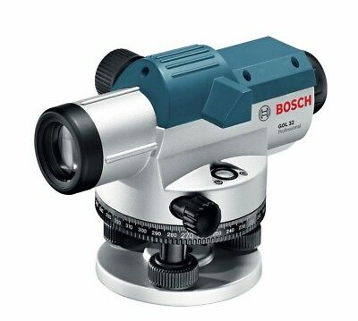 Bosch GOL 32 Auto Level 32x Magnification Power with hard case