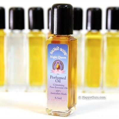"""""""Night Queen"""" Sacred Scent Perfume Oil 8.5ml"""
