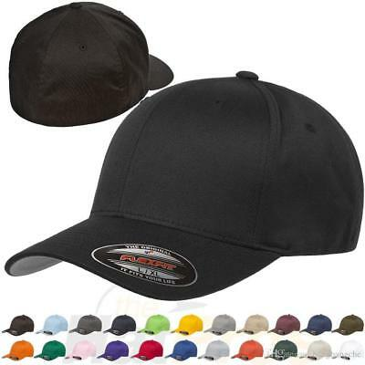 3f0d245ba9c384 ss Original Flexfit Fitted Baseball Hat 6277 Wooly Combed Twill Cap Blank