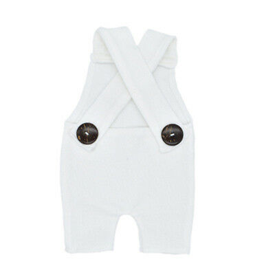 Baby Boy Girls Outfits Overalls Romper Shorts Kids Newborn Suspender Trousers
