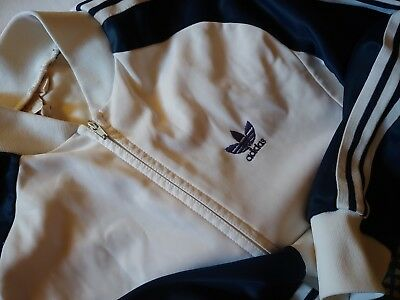 JACKET vintage 80's ADIDAS  tg.M  Made in France RARE
