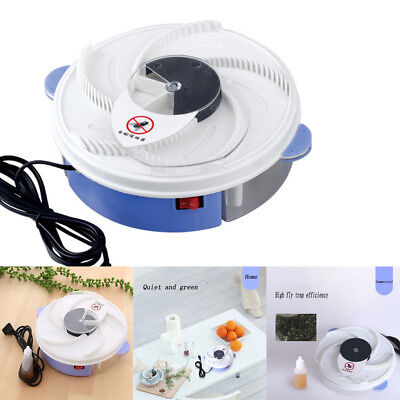 Electric USB Automatic Fly Catcher Insect Trap Pest Repellent Fly Killer