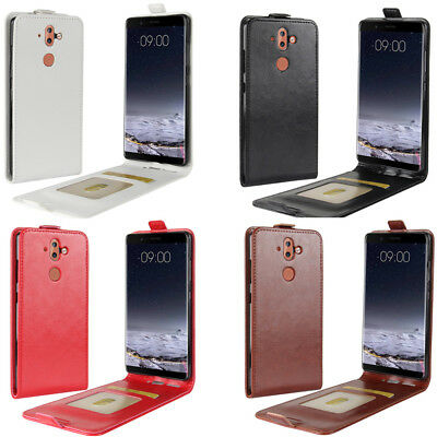 Magnetic Vertical Flip PU Leather with Photo Frame Cover Case For cellphone
