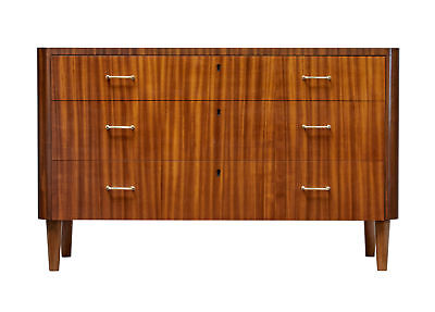 Mid 20Th Century Teak Chest Of Drawers By Mobler Johansson
