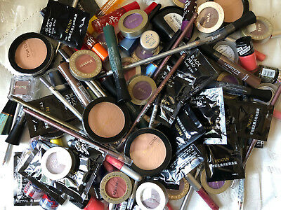 50 x Wholesale Cosmetics Job Lot Mixed Makeup Eye Lip  All Full Size