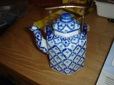 Chinese Vintage Small Teapot