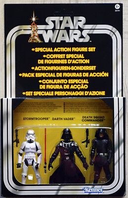 Star Wars The Vintage Collection Special Action Figure Set