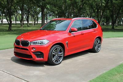 BMW X5 M M  1 Owner MSRP New $109759 One Owner Perfect Carfax Bang & Olufsen  Executive Pkg Michelins $109750 MSRP