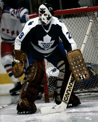 Mike Palmateer Toronto Maple Leafs 8x10 Photo