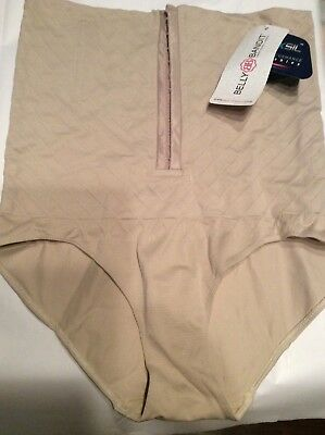Belly Bandit C Section Undies Recivery And Support Underwear Nude Size Large