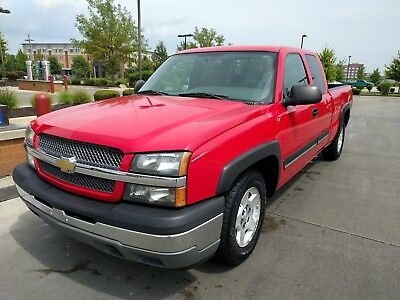 2005 Chevrolet Silverado 1500 LS Very Good 2005 Chevy silverado 1500, no rust, Runs smooth, Cold Ac