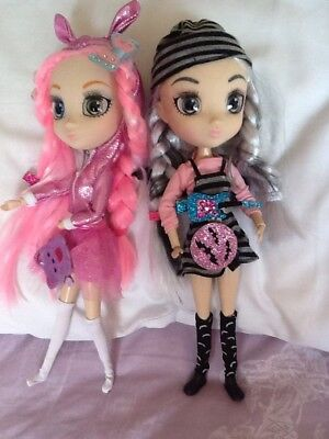 Two Dolls Brand Is Hunter They Are Lovely Dressed & 13' Tall