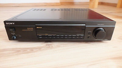 Sony ST-SA5ES Tuner - AM/FM Stereo - Top