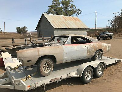 1969 Dodge Charger  1969 Dodge Charger 440 4 speed manual
