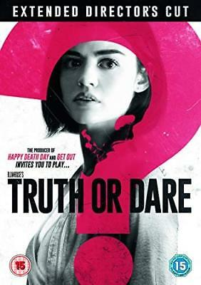 Truth or Dare DVD + digital download  with Lucy Hale New (DVD  2018)