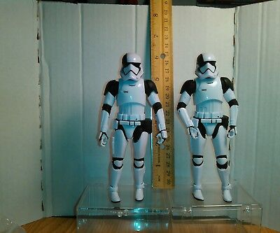 star wars black series 6 inch lot of two