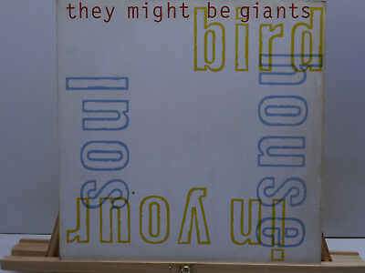 "They Might Be Giants - Birdhouse In Your Soul (12"") 3"