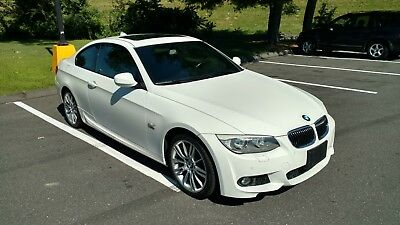 2011 BMW 3-Series 335i e92 coupe M sport package 2011 bmw 335i e92 xdrive M sport package 6 spd manual