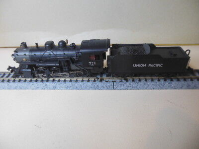 Bachmann 2-8-0 Consolidation Union Pacific DC boxed