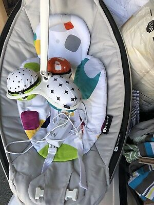 4Moms MamaRoo Infant Seat Swing