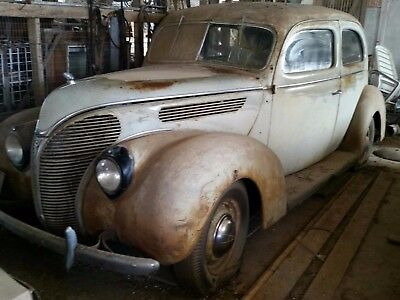 1938 Ford Other  1938 FORD TUDOR DELUXE BARN FIND