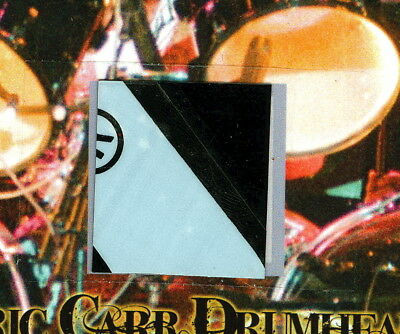 Limited, Kiss, Ludwig, Logo Part From Eric Carr's Black Drumkit Base Drum!