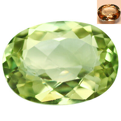 1.92Ct Best Oval Cut 9 x 7 mm AAA Color Change Turkish Diaspore