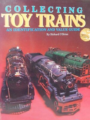 Collecting Toy Trains Fully Illustrated 1991