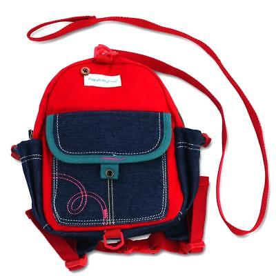 3D Kid Boy Girl Toddler Backpack With Safety Harness Leash Travel Pre-School b4a9b41433eb4