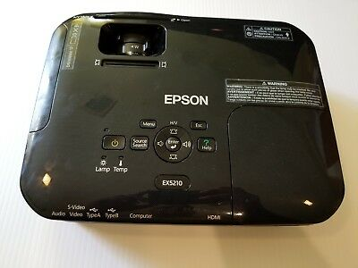 Epson Projector H429A  ~~ Working with no problems.