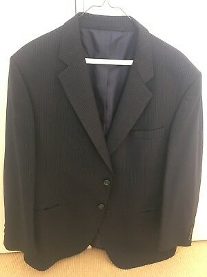 Fletcher Jones Vintage Navy Blazer Regular 96
