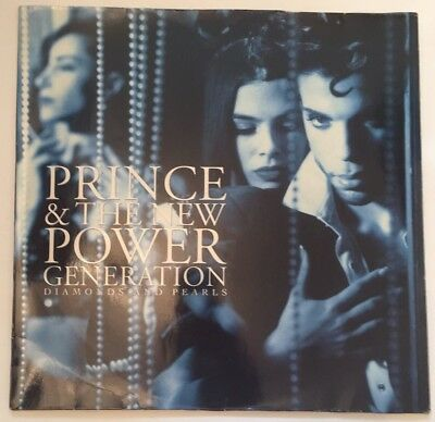 "Prince & New Power Generation - ""Diamonds and Pearls"" - 2 LP - 1991"