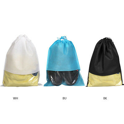 5PCS Travel Shoe Bags Storage Shoes Bag Waterproof Dust-Proof Organizer Bags CY