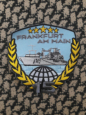 Bundesmarine EGV Frankfurt am Main Patch