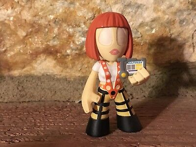 Hot Topic Exclusive Funko Fifth Element Leeloo Dallas Multipass Mystery Mini.