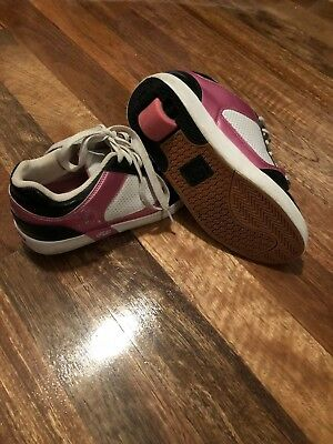 Heelys Roller Shoes: Girls/Womens Size 10 AU Used but still great!