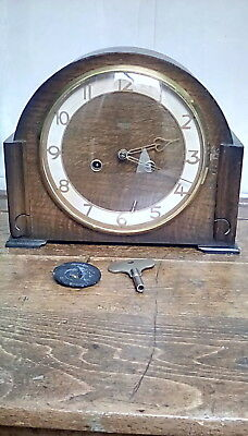 Smiths  Enfield Chiming Mantle Clock