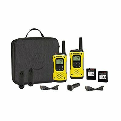 Motorola Tlkr T92 H2O PMR446 2-Way Walkie Talkie Waterproof Radio Twin Pack with