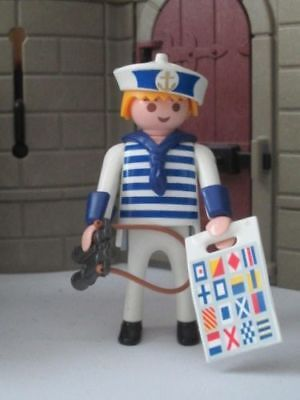 Playmobil Figures 9443 Serie 14 Matrose
