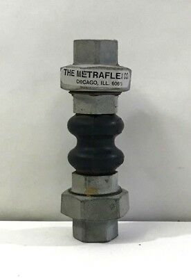 "Metraflex Co. Rubber Expansion Joints 1"" 25MM"