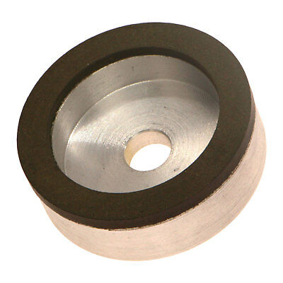 50mm Diamond Grinding Wheel Cup Grit 800 50 x 15 x 10 mm Cutter Grinder