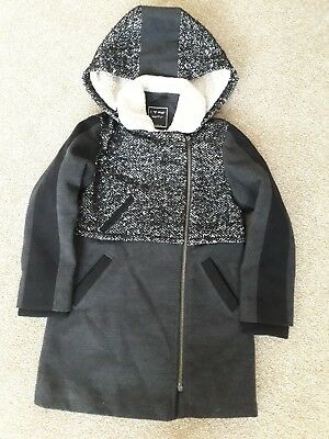 next girls winter coat age 7 - 8