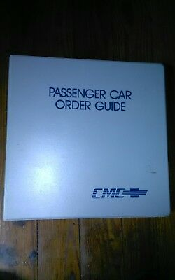 Gmc Dealer Book