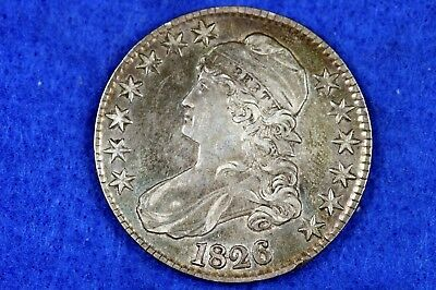 Estate Find 1826 - Capped Bust Half Dollar!!!! #H11627