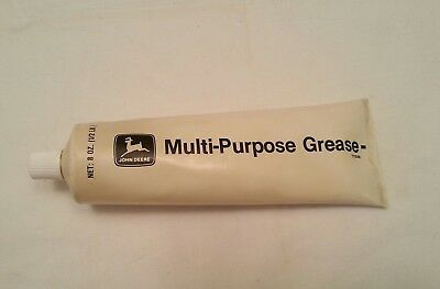 Vintage John Deere Multi Purpose Grease 8 oz Tube