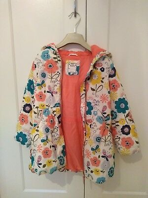 girls marks and spencer girls coat 5-6years
