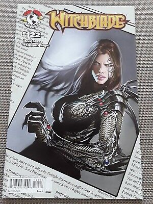 WITCHBLADE  #122 / TOP COW / sexy