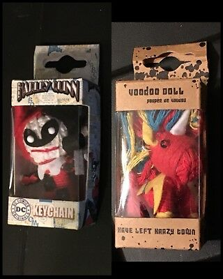 New in Box Unicorn Pegasus Krazy Town Voodoo String Doll from Hot Topic.
