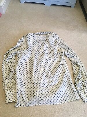 Vintage Ladies Blouse Size 12